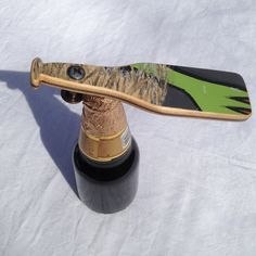 Recycled skateboard 5 bottle opener by 7ply on Etsy