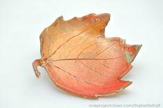 Falling for Leaves