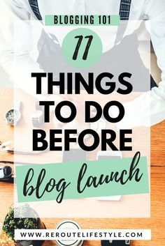 You'll love these ideas of everything you need to know to make, plan, and execute a successful blog launch. blog launch tips, blog launch ideas, blog launch checklist, entrepreneur, business, checklist