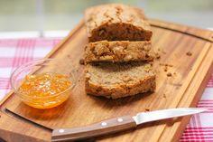 Anthony's Cinnamon & Walnut Zucchini Bread > Willow Bird Baking