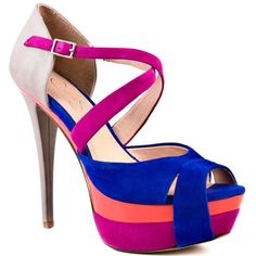 Jessica Simpson  I want these to sit in my closet, so that I can take them out to play with me whenever I want!!