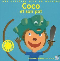Coco et son pot de Paule Du Bouchet… Bouchet, Pots, Cd Audio, Minions, Pikachu, Jeanne, Amazon Fr, Marie, Fictional Characters