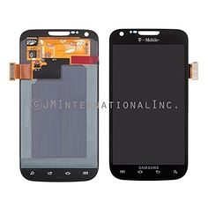 ePartSolution-Samsung Galaxy S2 SGH-T989 LCD Touch Screen Digitizer Assembly Black Replacement Part USA Seller  https://topcellulardeals.com/product/epartsolution-samsung-galaxy-s2-sgh-t989-lcd-touch-screen-digitizer-assembly-black-replacement-part-usa-seller/  100% Brand New OEM Samsung Galaxy S2 SGH-T989 LCD Display Touch Digitizer Screen Assembly Black