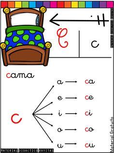 Alphabet Activities, Preschool Activities, Bilingual Education, School Colors, Homeschool, Teaching, Spiderman, Sight Word Activities, Special Education