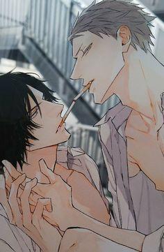 Anime Male, Manga Anime, Hot Anime Guys, Anime Boys, Male Faces, Manhwa Manga, Manga Artist, Story Characters, Chanbaek