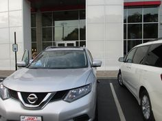 Congratulations Dottie Carter of Justice, Wv on her purchase of the 2015 #Nissan #Rogue from Johnny Venters! Thank you Dottie and welcome to the Walters Toyota Nissan Family! #WaltersToyota #WaltersNissan