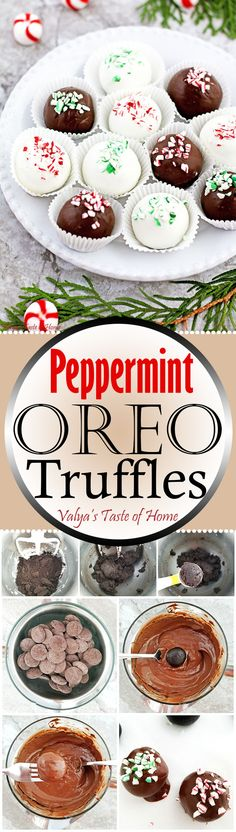 These Oreo Truffles are very rich in taste and look just stunning. They may be decorates to any holiday or party theme. And at the party, you better be in the begging of the line to the table if you hope to get one. They're perfect for putting together a home-baked goods basket for a birthday or a token of appreciation, and they're sure to be adored.