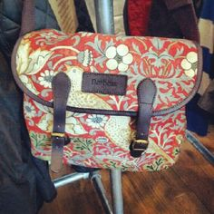Travel in style with Barbour x Liberty bag