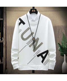 Sweatshirts Online, Mens Sweatshirts, Mens Tees, Letter Patterns, Print Patterns, Pattern Print, Men Store, Shirt Print Design, Sport T Shirt