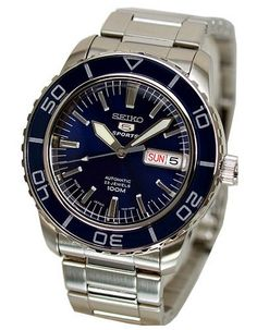Seiko 5 Sports Automatic Divers SNZH53J1 SNZH53 SNZH53J Men's Watch