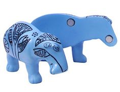 William 3D Magnets - The Met Store