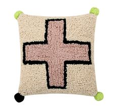 1e019a05094cd1 Cross Cushion Lorena Canals, How To Dye Fabric, Warm And Cozy, Decoration  Design