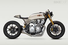 Some bike builds are completed in days. Others take months. This incredible Honda CB cafe racer took well over two years — and was worth the wait.