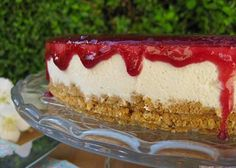 Cheesecake Trifle, Cheesecake Recipes, Food Cakes, Confort Food, Christmas Deserts, My Best Recipe, Sweet Cakes, Cookie Desserts, Cheesecakes