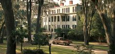 Talk of the House - the movie sites from The Last Song--I believe this is in Savannah Movie Place, Movie Decor, The Last Song, Movie Sites, Tybee Island, Filming Locations, Humble Abode, Architecture Design, House Plans