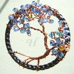 Instructions for Tree-of-Life jewelry