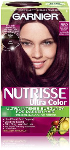 Garnier Colour Naturals Natural Cream Nourishing Permanent Hair Brown 4 60 Ml