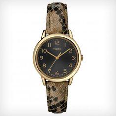 Timex Elevated Classics Dress watch $50
