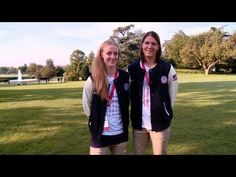 Soccer Tips for Beginners from U.S. Olympic Gold Medalists Nicole Barnhart & Becky Sauerbrunn - YouTube