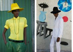 Le* Fashion Junkie: Ozwald Boateng S/S 12
