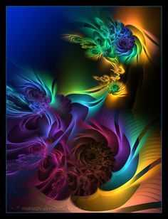 :iconmanapi: Bajkaby manapi Digital Art / Fractal Art©2010-2013 manapi ...a 'fairytale' in English... :) -- Edit: ...rendered in hig...