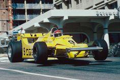 ... off …Jan Lammers, ATS-FORD D3, 1981 US West Grand Prix, Long Beach