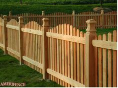 Wood Fence Spaced Pi