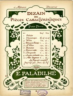 Source mystérieuse, 1902 (ill.: Georges Auriol); ref. 12213