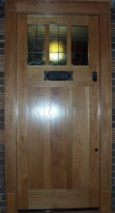 Bespoke Art Deco Style Door 304 2