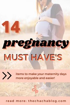 14 items that you absolutely need while pregnant! Pregnant, pregnancy, pregnancy items must have, pregnancy items for mom, maternity ideas, maternity items, maternity clothes, maternity outfits, pregnant aesthetic, new mom care package, new mom, mom life.
