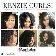 The Kenzie Curl is the boldest and most vibrant curl in our collection. Add some big bounce to your everyday routine. We want to know which Curl is your favorite. Throughout the day we will post collages of some of the top looks for each curl. Let's see which curl is the July fave. Ready. Set. Like.   http://curlkalon.com/#oid=1034_1_Instagram  #curlkalon #curlsessions #crochetcurls #crochetbraids #protectivestyles #curlkalontaughtme #stylecurlkalon