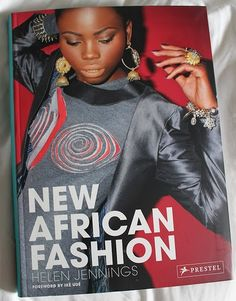 """The New African Fashion""  Helen Jennings Editora Prestel"