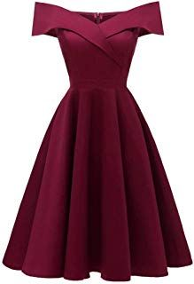 LaceShe Women's Off Shoulder Sleeveless Cocktail Party Dress.- LaceShe Women's Off Shoulder Sleeveless Cocktail Party Dress – … LaceShe Women's Off Shoulder Sleeveless Cocktail Party Dress – - A Line Prom Dresses, Homecoming Dresses, Sexy Dresses, Dress Outfits, Evening Dresses, Casual Dresses, Fashion Dresses, Formal Dresses, Dresses For Girls