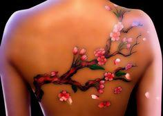 Sakura Tattoo
