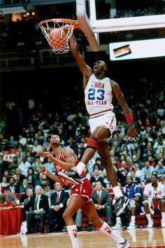 Michael Jordan NBA All-Star Game