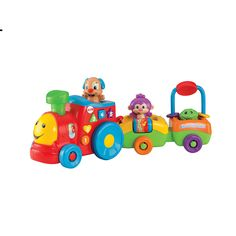 Fisher-Price Laugh & Learn Smart Stages Train | Toys R Us Australia