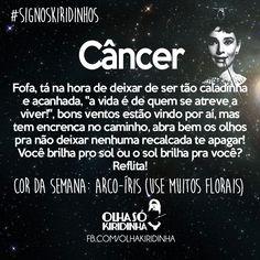 signo de kiridinh kkkk cancer