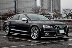 Audi is beautiful. But, if I were to get an Audi it would be an Audi Rs5, Audi S5 Sportback, Lamborghini, Ferrari, My Dream Car, Dream Cars, Supercars, Peugeot, Jaguar