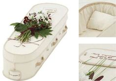Hainsworth Coffins Specializes in Environmentally-Friendly Resting Places #coffins trendhunter.com