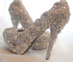 Uma jóia de sapato !!!