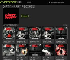 We're quite proud of our new label Dirty Harry Records and the initial 11 releases with heat from Robbie Rivera, Olav Basoski, Atilla Cetin, Matt Aubrey & Holevar, Alex van Alff, LPR, Damien Hall, DJ Mark One, Lizzie Curious, Grooveshifters, Block & Crown and Smoove & Matrey. Head over to Beatport and check if you missed anything —> hhttp://www.beatport.com/label/dirty-harry-records/37155 #dirtyharry