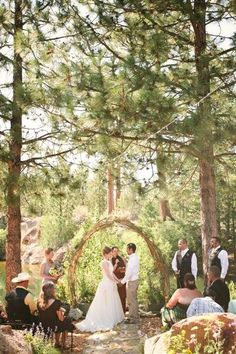 Beautiful Rock Springs Ranch Weddings in Bend