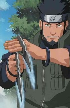Asuma Sarutobi Photo:  This Photo was uploaded by zuzmo86. Find other Asuma Sarutobi pictures and photos or upload your own with Photobucket free image a...