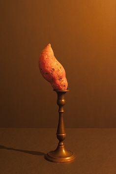 Hans van Asch | Candlelight | Zoete Aardappel#2, 2017