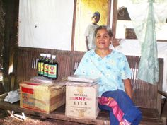 A loan of $425 helped Norma to purchase additional stocks of herbal products to sell.