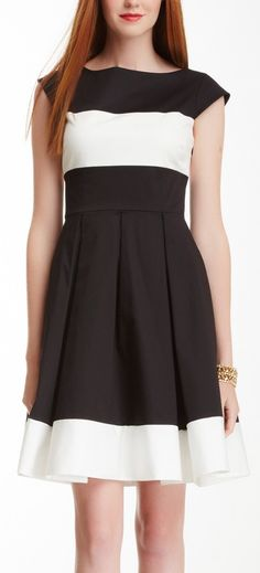 Kate Spade Pleated Dress