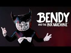 In celebration of Bendy and the Ink Machine Chapter 5 release I thought it would be amazing to create a DIY cosplay just in time for Halloween! Punny Halloween Costumes, Easy Costumes, Easy Halloween, Costume Ideas, Cosplay Diy, Cosplay Costumes, Demon Costume, Works Of Shakespeare, Jungle Gardens