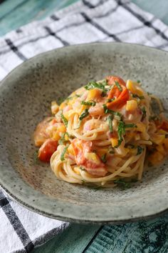 Vegetarian Recipes, Healthy Recipes, Healthy Food, Danish Food, Eat The Rainbow, Pasta Salad, Italian Recipes, Food Porn, Food And Drink
