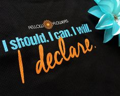 Declare It Day 2015 Tee - Fellow Flowers
