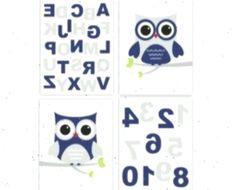 Baby Girl Nursery Pink Gray Grey Owl I by DezignerheartDesigns Baby Girl Nursery Pink And Grey, Baby Girl Nursey, Baby Nursery Decor, Nursery Art, Moon Nursery, Color Race, Baby Prints, Pink Prints, Race Car Birthday
